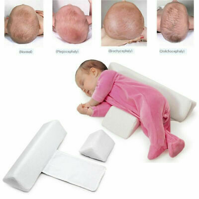 £8.99 • Buy Baby Side Sleep Pillow Support Wedge Adjustable Newborn Infant Anti-Roll CusI3R9