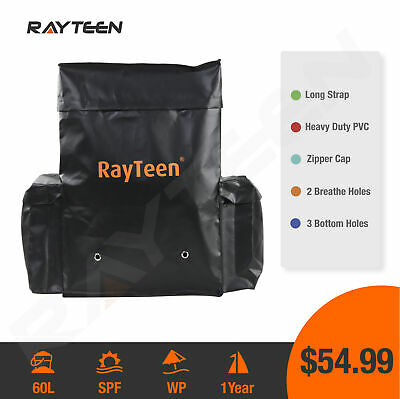 AU19.99 • Buy 60L Spare Wheel Bin& Accessories Bag 4WD Offroad 4x4 Recovery Storage Bag