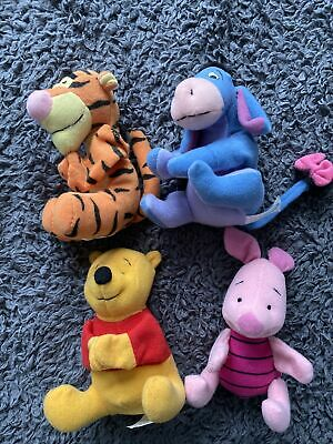 Mcdonald's Disney's Winnie The Pooh And Friends Toys 1990's • 5£