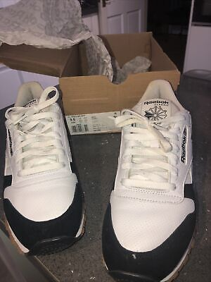 Reebok Classic Trainers. Kendrick Lamar Split White. In Great Condition Size 8.5 • 25£