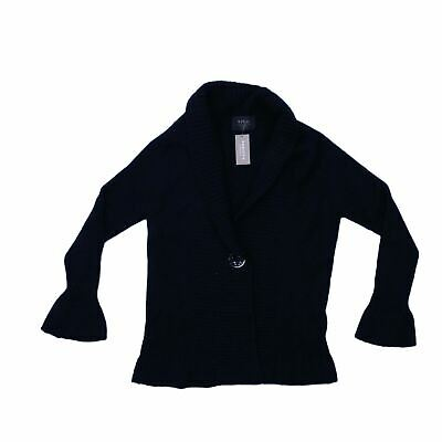 N.Peal Women's Cardigan L Colour:  Black • 62.95£
