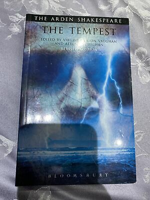 The Tempest: Third Series By William Shakespeare (Paperback, 2011) • 3£