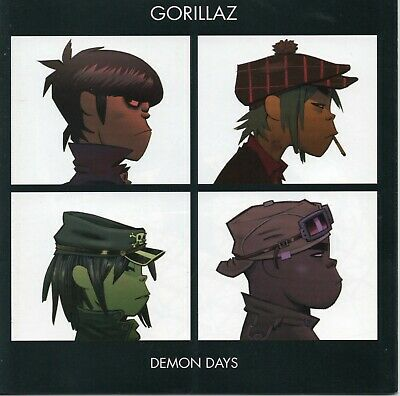 Gorillaz - Demon Days • 0.99£