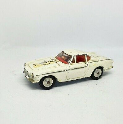 Corgi Toys 258  The Saint  Volvo P1800 • 8£