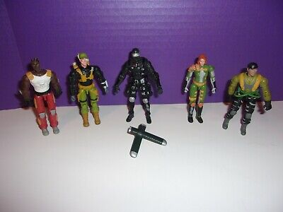 $ CDN16.57 • Buy GI Joe Vs Cobra Venom Valor Spytroops Loose Troop Figure Accessory Lot FREE S/H
