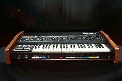AU6999 • Buy Roland Jupiter-4 Late 70's Classic Vintage Analogue Polyphonic Synthesiser 240V
