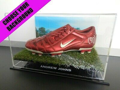 AU449.99 • Buy ✺Signed✺ ANDREW JOHNS Football Boot COA Newcastle Knights 2021 Jersey NRL