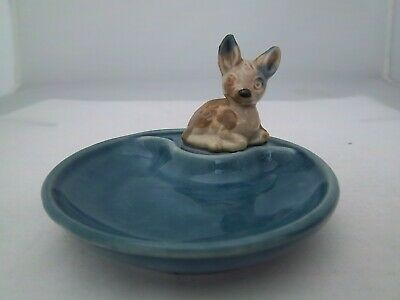 WADE SEA GREEN WHIMTRAY - ENGLISH WHIMSIE FAWN - C1985  (REFS 47/30) • 3.99£