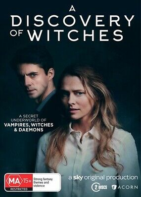 AU22.95 • Buy A Discovery Of Witches DVD