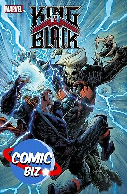 King In Black #3 (of 5) (2021) 1st Printing Main Cover Marvel Comics ($4.99) • 4.25£