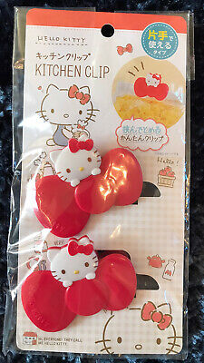 Cute Kawaii Japan Sanrio Hello Kitty Kitchen Clip • 3.99£
