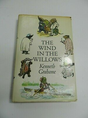 THE WIND IN THE WILLOWS By Kenneth Graham, Illustrate 1980 Book Club Associates  • 3.99£