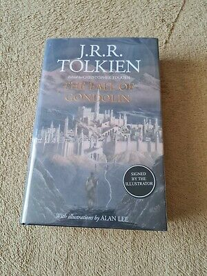 £85.99 • Buy The Fall Of Gondolin By J.R.R. Tolkien, SIGNED, Hardback Edition, 2018
