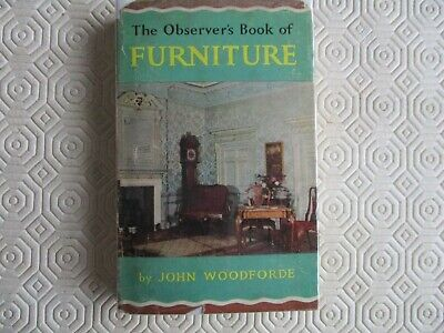 The Observer's Book Of Furniture - 1964 • 3.99£