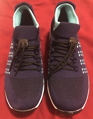 Ladies Sneakers Navy Unbranded Support Walking Shoes Brand New In Plastic Wrap • 17.37£