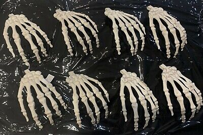 £2 • Buy Halloween Decoration Skeleton Blookcurdling Hands Hang Up Or Lay Down