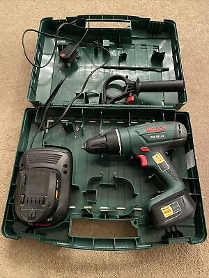 Bosch PSB 1800 Li-2 Cordless Combi Drill With Case SPARES Or REPAIR • 26£