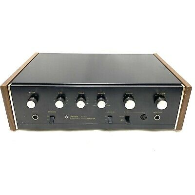 1973 SANSUI AU-101 Solid State Stereo Amplifier *Tested* Great Sound! VGC • 179.99£