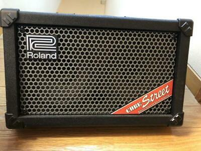 AU480.39 • Buy Roland CUBE Street Guitar Amplifier Free Shipping Arrive Quickly