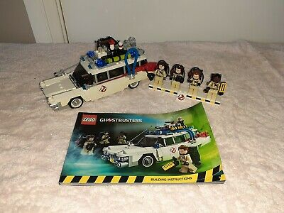 AU110 • Buy Lego Ghost Busters Ecto 1 Set With Instruction Book