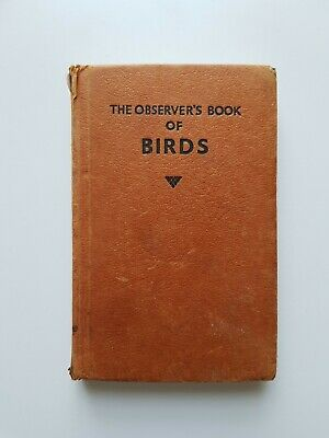 The Observer's Book Of Birds (HB, Frederick Warne, 30th 1958) • 3.99£