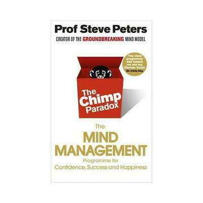 The Chimp Paradox: The Acclaimed Mind Management Programme • 2.20£