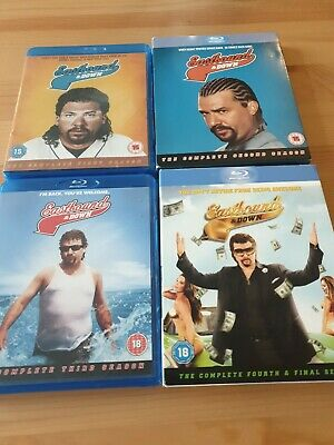 Eastbound And Down Complete Box Set Blu Ray • 24.99£