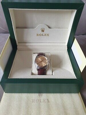 Rolex 1969 Oysterdate Precision 6694 Mens Vintage Immaculate • 1,890£
