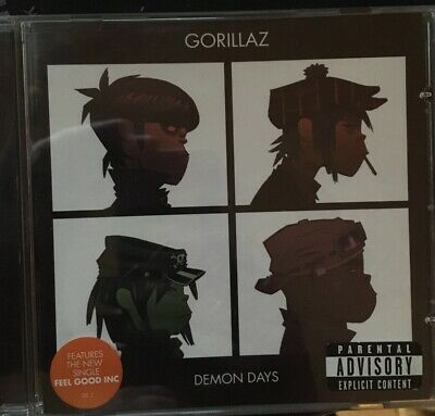 Gorillaz : Demon Days CD (2005)  • 1.79£