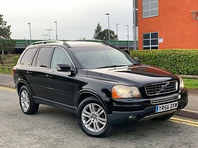 2006 Volvo Xc90 Se Lux D5 7 Seater Awd 2.4 Diesel Automatic Full Service History • 3,495£
