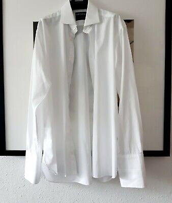 M&S Sartorial Shirt (Timothy Everest) White Size 16 / 41  Worn Once • 18£