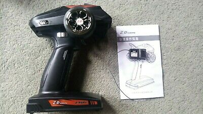 ZD Racing RC Car Remote Control Transmitter With Receiver • 20£