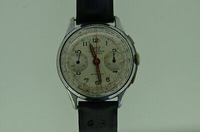 $ CDN154.71 • Buy Vintage Chronograph Wrist Watch, Britix With Original Dial, Running Well, No Rsv