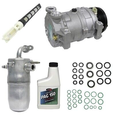 AU155.64 • Buy Universal Air Conditioner KT 4205 A/C Compressor And Component Kit