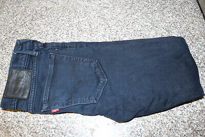 Mens Levis Jeans 519. Waist 30 . Leg 34 Used Despatched First Class Royal Mail • 20£