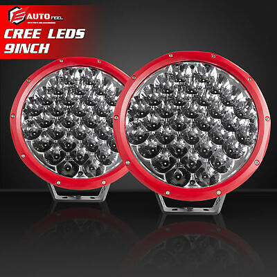 AU179.99 • Buy  2020 Round 9inch Led Driving Lights Spotlight Offroad Driving Spot Lamp 4WD SUV