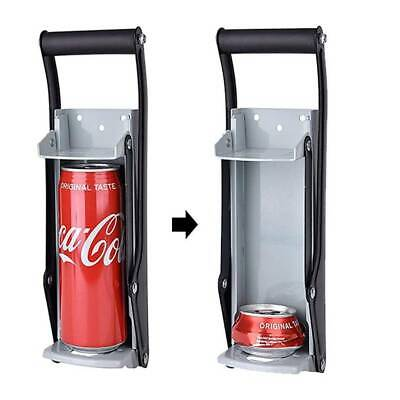 £7.97 • Buy 16oz 500ml Tin Can Crusher Wall Mount Large Beer Bottle Opener Recycling Tools