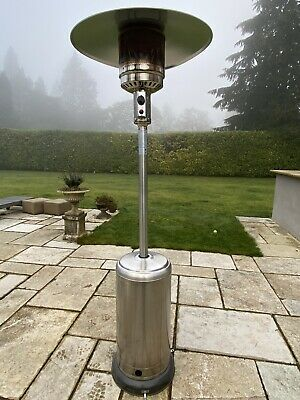 Stainless Steel Outdoor Gas Heater • 72£