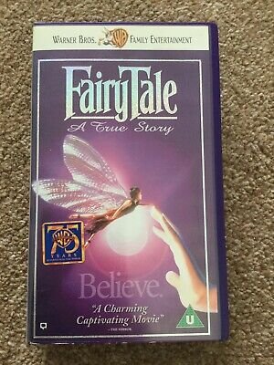 Fairytale: A True Story VHS Video Tape • 6.99£