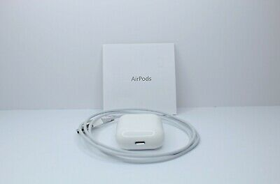 $ CDN101.72 • Buy Apple AirPods 2nd Generation With Charging Case - White