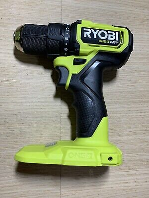 RYOBI ONE+ HP 18V Brushless Cordless Compact 1/2 In. Drill/Driver New HP 2020 • 89£