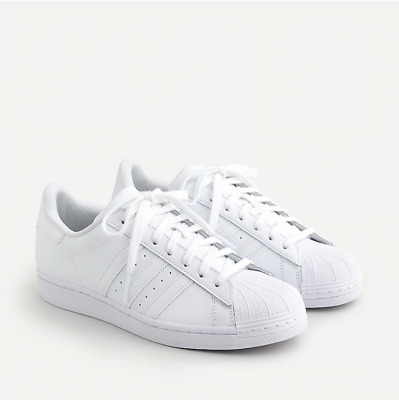 $ CDN68.73 • Buy New Men's 9 9.5 Adidas Superstar Sneakers In Cloud White Triple White Eg4960