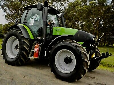 AU84950 • Buy Late Model Deutz-Fahr Agrotron TTV 620  169hp 4x4 Agricultural Farm Tractor