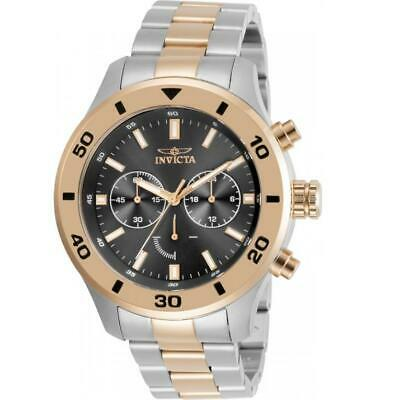 Invicta Specialty 28890 Men's Round Two-Tone Chronograph Analog Watch • 17.92£