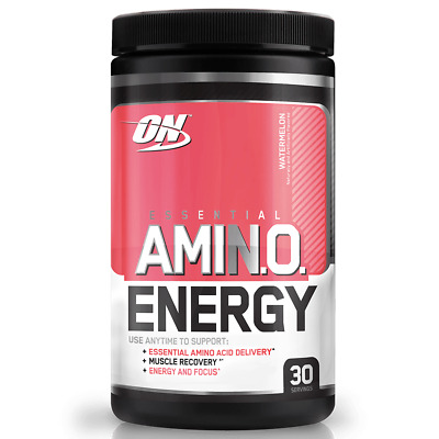 AU58.99 • Buy Optimum Nutrition On Amino Energy 30 Serves Essential Amino Blend Bcaa Recovery