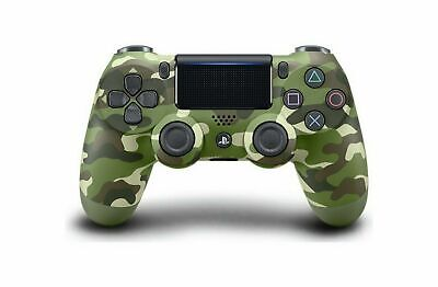 Sony Playstation PS4 DualShock 4 V2 Wireless Controller - Green Camo • 15.29£