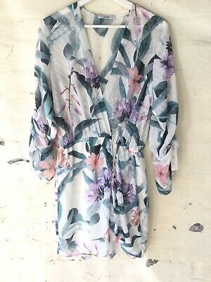 AU35 • Buy Sheike Floral Dress Womens  Size 12