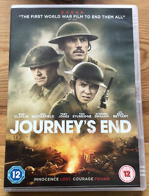 Journey's End DVD WWI  The First World War Film To End Them All  • 1£
