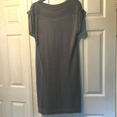George Grey Straight Fitting Knitted Dress Size 12 • 3.99£