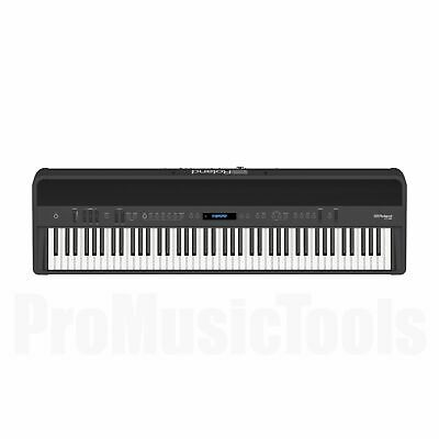 AU2526.98 • Buy Roland FP-90-BK Stage Piano * NEW * Electric Piano W/ Hammer Action